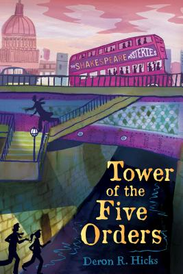 Tower of the Five Orders Cover