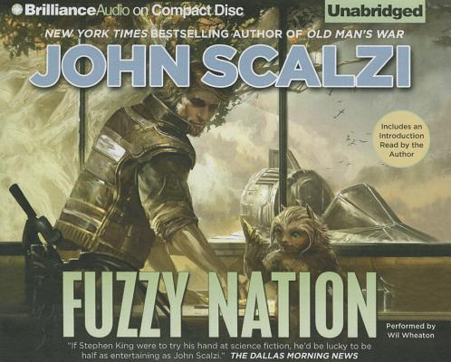 Fuzzy Nation Cover Image