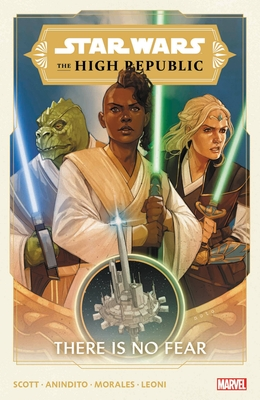 Star Wars: The High Republic Vol. 1: There is No Fear Cover Image
