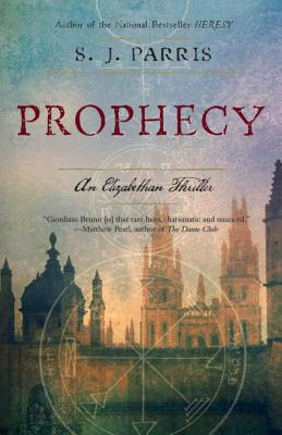 Prophecy: A Thriller Cover Image