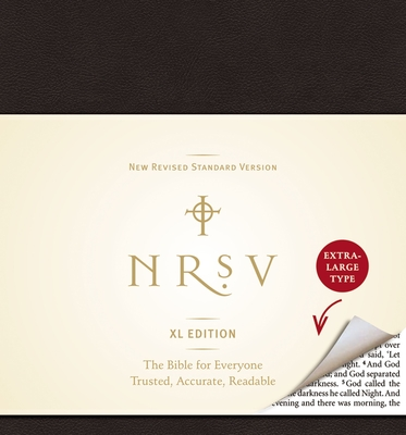XL Bible-NRSV Cover Image