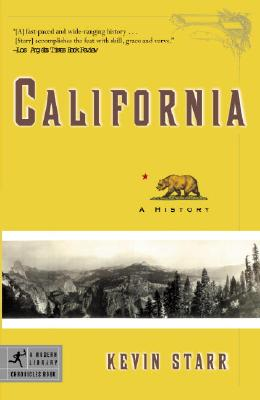 California: A History (Modern Library Chronicles #23) Cover Image