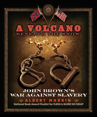 A Volcano Beneath the Snow: John Brown's War Against Slavery Cover Image