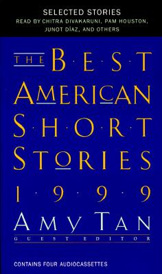 The Best American Short Stories 1999 Cover Image