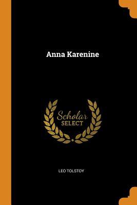 Anna Karenine Cover Image