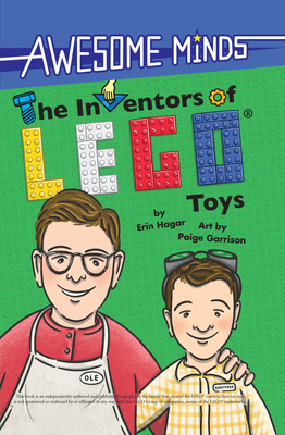 Awesome Minds: The Inventors of LEGO® Toys Cover Image