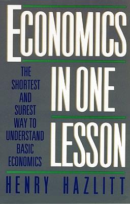 Economics in One Lesson Cover Image