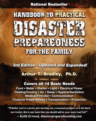 Handbook to Practical Disaster Preparedness for the Family Cover Image