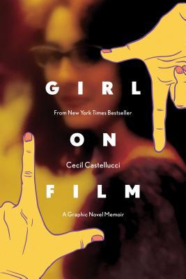 Girl on Film Original Graphic Novel Cover Image