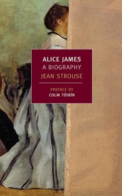 Alice James Cover