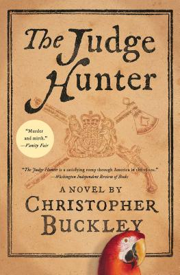 Cover for The Judge Hunter