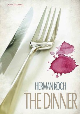 The Dinner (Adult Easy Read) Cover Image