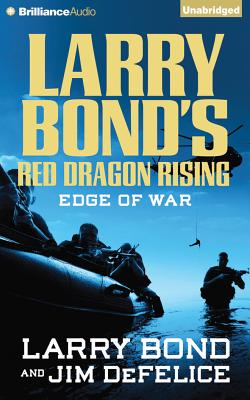 Edge of War (Red Dragon #2) Cover Image