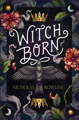 WITCH BORN Cover Image