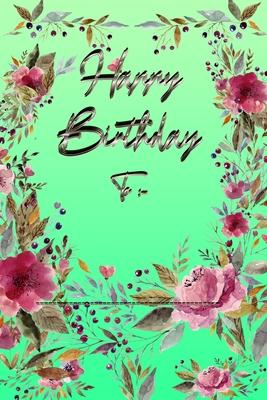 Happy Birthday Book: Happy Birthday to: - (8) - 29 september birthday horoscope - meaning of september birthday - september birthday ideas Cover Image