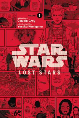 Star Wars Lost Stars, Vol. 1 (manga) (Star Wars Lost Stars (manga) #1) Cover Image