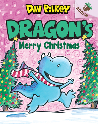 Dragon's Merry Christmas: Acorn Book (Dragon #5) (Library Edition) Cover Image