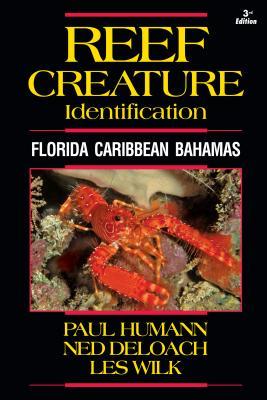 Reef Creature Identification: Florida Caribbean Bahamas (Reef Set (New World) #2) Cover Image