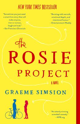 Cover for The Rosie Project