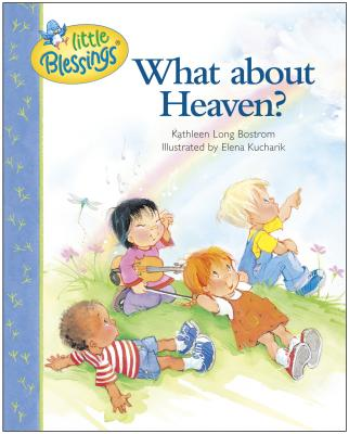 Cover for What about Heaven?
