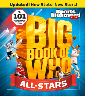 Big Book of WHO All-Stars (Sports Illustrated Kids Big Books) Cover Image