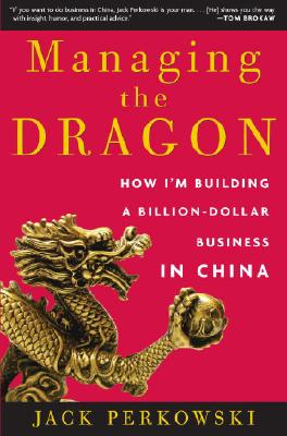Managing the Dragon Cover