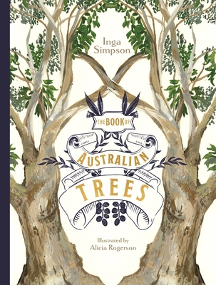The Book of Australian Trees Cover Image