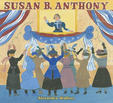 Susan B. Anthony Cover