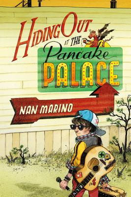 Hiding Out at the Pancake Palace Cover