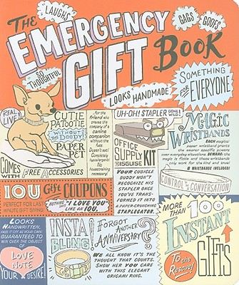 The Emergency Gift Book Cover