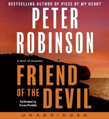 Friend of the Devil CD: Friend of the Devil CD Cover Image