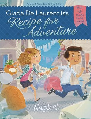 Recipe for Adventure Cover