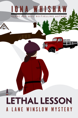 A Lethal Lesson (Lane Winslow Mystery #8) Cover Image