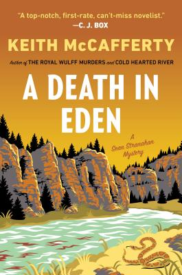 A Death in Eden: A Sean Stranahan Mystery Cover Image