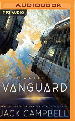 Vanguard (Genesis Fleet #1) Cover Image
