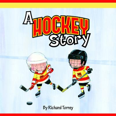 A Hockey Story Cover