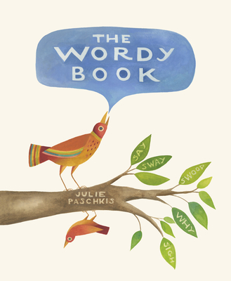 The Wordy Book Cover Image
