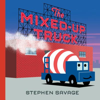Cover for The Mixed-Up Truck