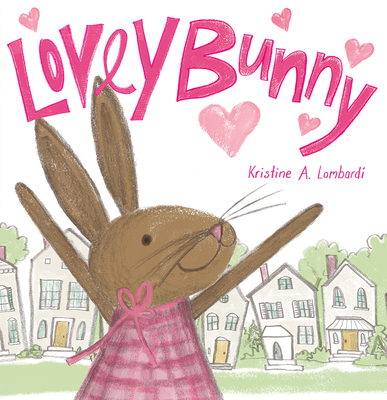 Lovey Bunny Cover Image