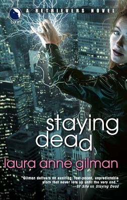 Staying Dead Cover Image