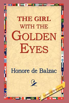 The Girl with the Golden Eyes Cover