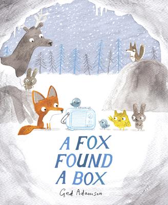 A Fox Found a Box Cover Image