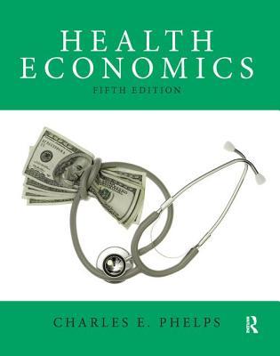 Health Economics Cover Image