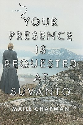Your Presence Is Requested at Suvanto Cover