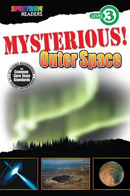 Mysterious! Outer Space Cover Image