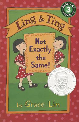 Ling & Ting: Not Exactly the Same! (Passport to Reading Level 3) Cover Image