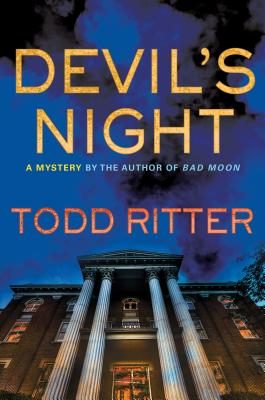 Devil's Night Cover