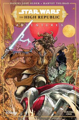 Star Wars: The High Republic Adventures, Vol. 1 (Star Wars High Republic Adventures) Cover Image