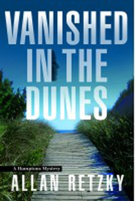 Vanished in the Dunes Cover