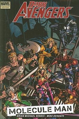 Dark Avengers, Volume 2 Cover
